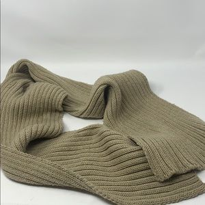 H&M tan scarf